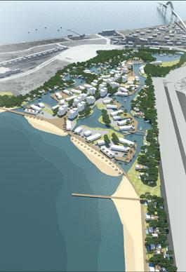 Plan estrategico Amador, Panamá.
