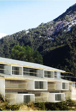 Nou resort. Canillo