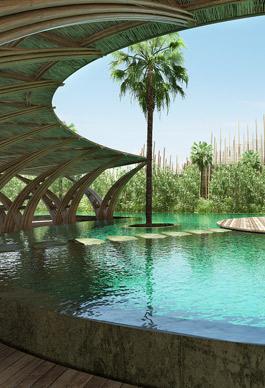 Resort en México