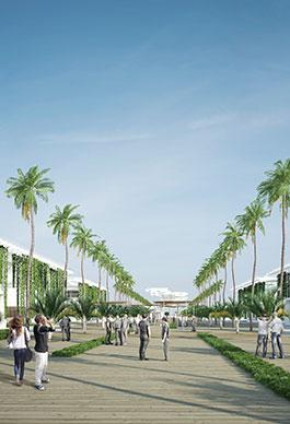 Commercial Park. Panamà