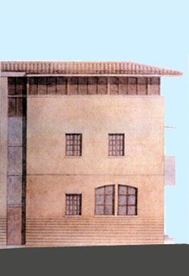 Ayuntamiento. Gualta