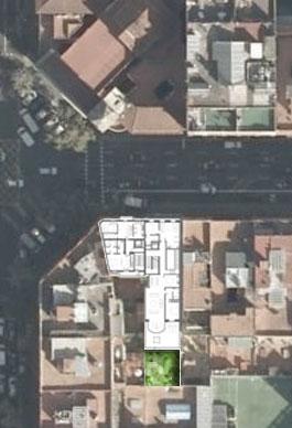 Hotel y Oficinas. Barcelona