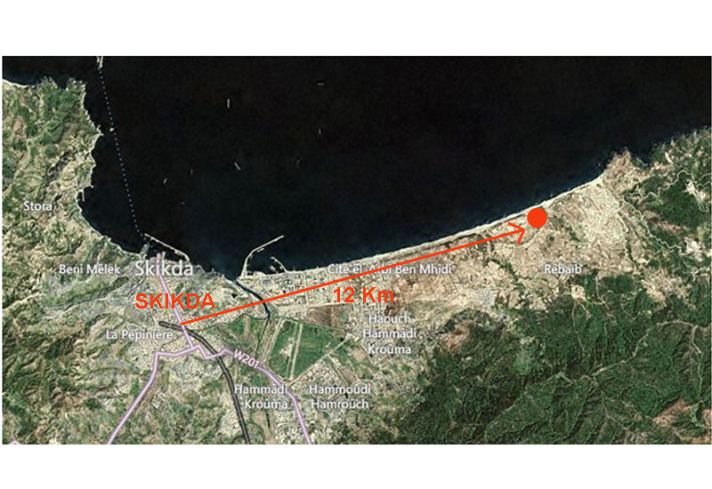 Complex hoteler i d'oci a Algeria: hotel 3*, aquapark i catering