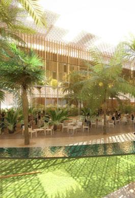 Hotel. Algeria