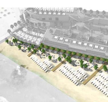 Estudi Previ per a Nou Beach Club a Palma de Mallorca, Espanya