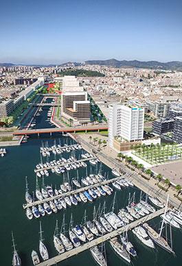 Projecte Executiu.Barcelona