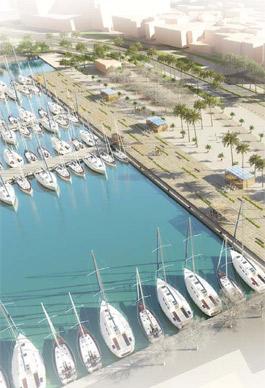Port Vell. Palma de Mallorca