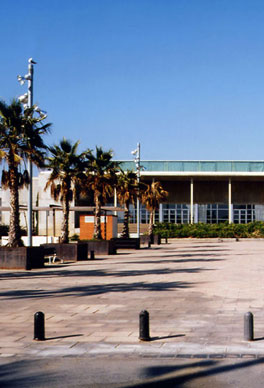 Plaza Europa. Platja d'aro