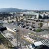 Plaça Europa. Platja d'aro, Girona.