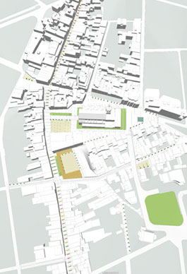Centro Urbano. La Garriga