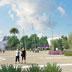 """Concurs. Avantprojecte per l' Urbanització de la """"Anella Mediterrània"""" dels Jocs Mediterranis de Tarragona 2017.  2da. Àrea d'Intervenció: Plaça del Mediterrani"""