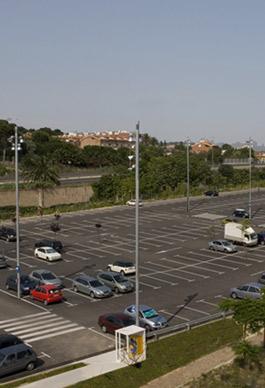 Aparcament. Tarragona