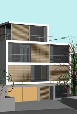 3 habitatges. La Floresta
