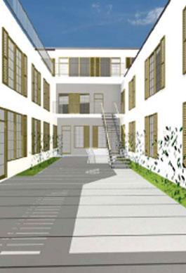 11 habitatges. St Feliu