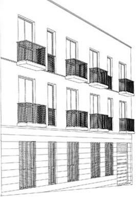 8 viviendas. St Feliu