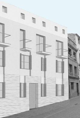 12 viviendas. Vilafranca
