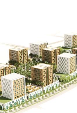 1500 viviendas. Guelma