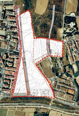 Urbanización. Sant Boi