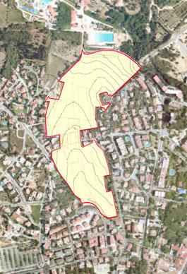 Urbanització. Platja d'Aro II