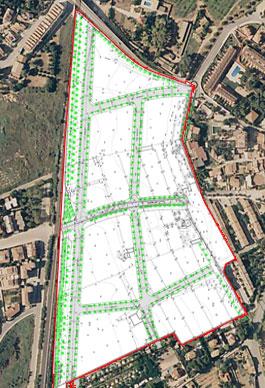 Urbanización. Altafulla III