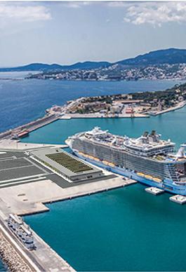 Terminal Marítima. Mallorca