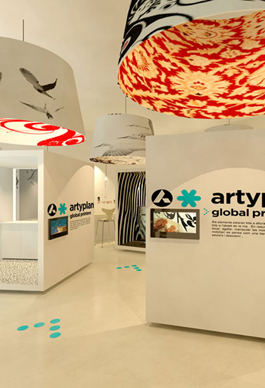 Showroom Artyplan. Barcelona