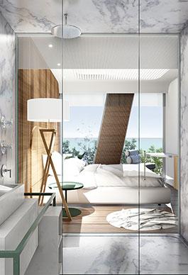 Habitación Suite. Barcelona