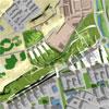 1er premi.  Planejament derivat i projecte d'urbanització Are Riera Can Soler, Sant Boi de Llobregat.