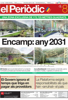 Publicació Cabeca. Andorra