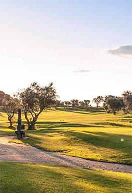 Naturalización Golf. Peralada