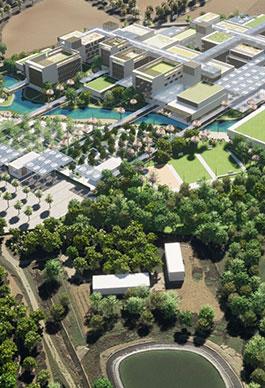 Parc Technologique. Peralada